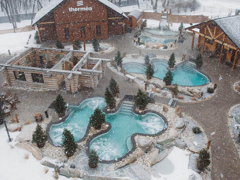 Winnipeg winter tourism winnipeg for Pool spa show winnipeg