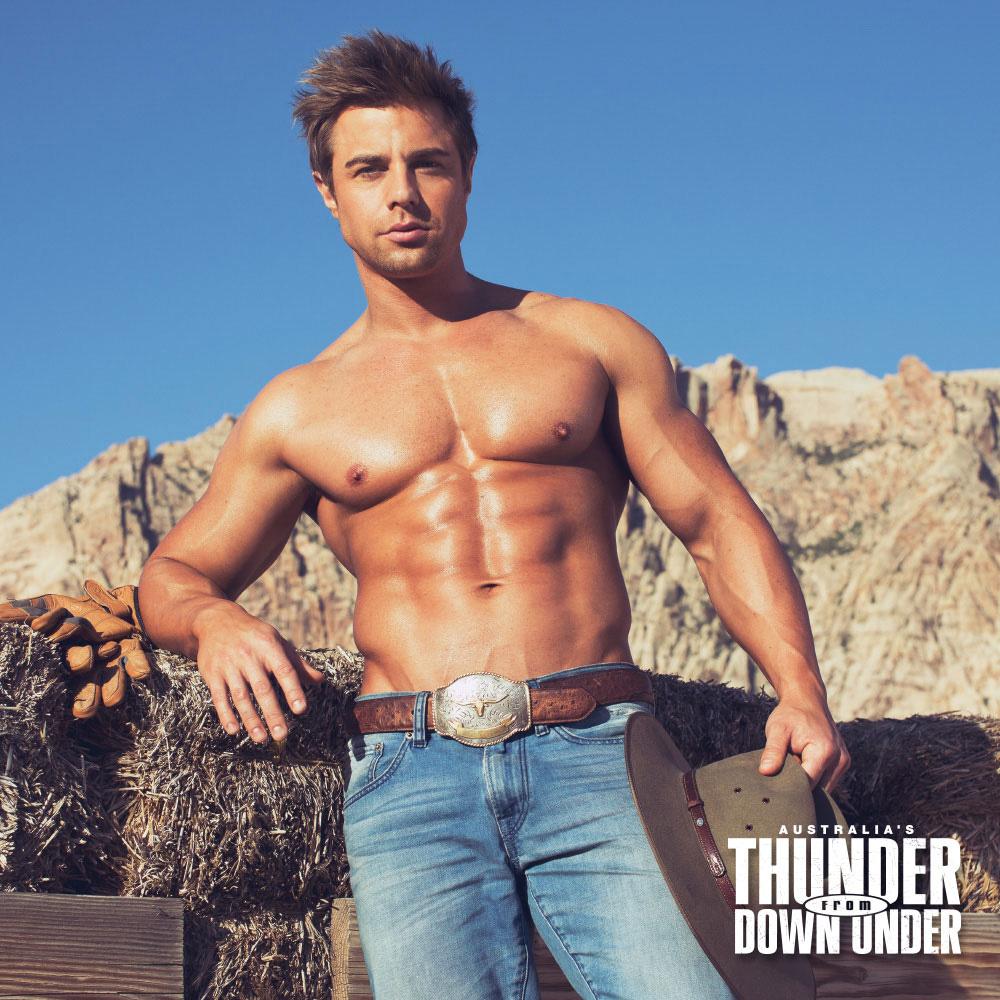 Thunder From Down Under The Desert Dreams Tour 2018