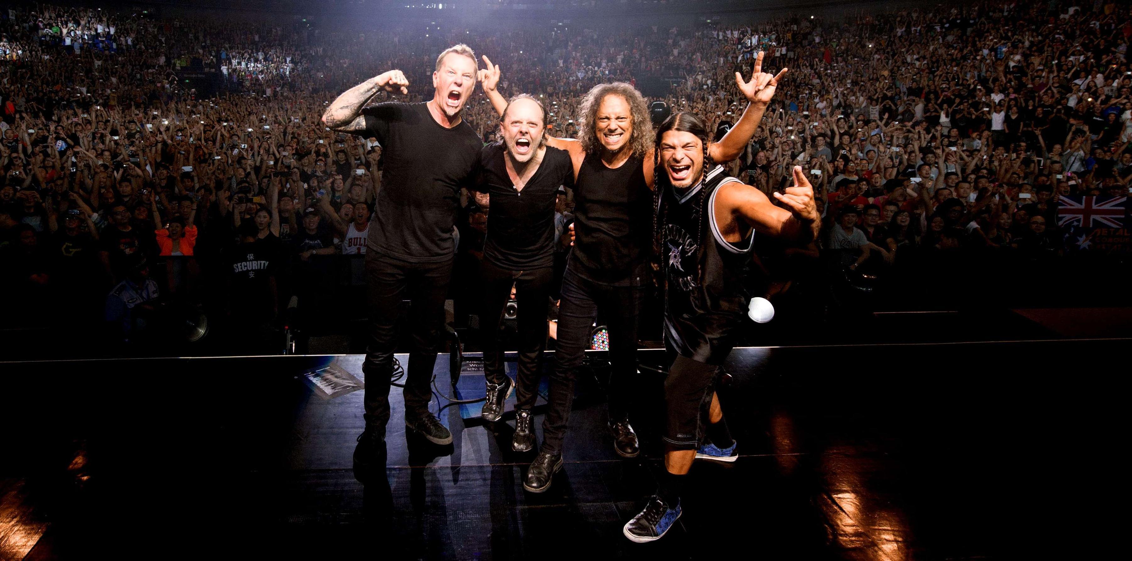 Metallica Tour Tulsa