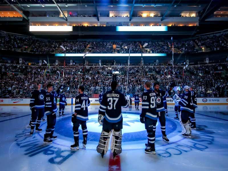 © Winnipeg Jets Hockey Club