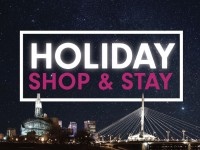 Take advantage of our exclusive Holiday Shop & Stay Packages and Deals!