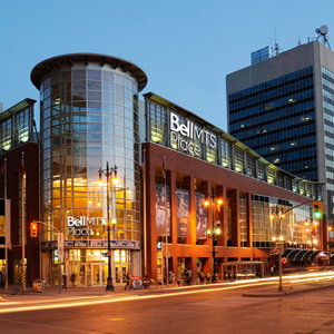 Bell MTS Place - representative image