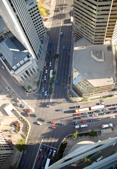 Portage and Main & The Bank of Montreal