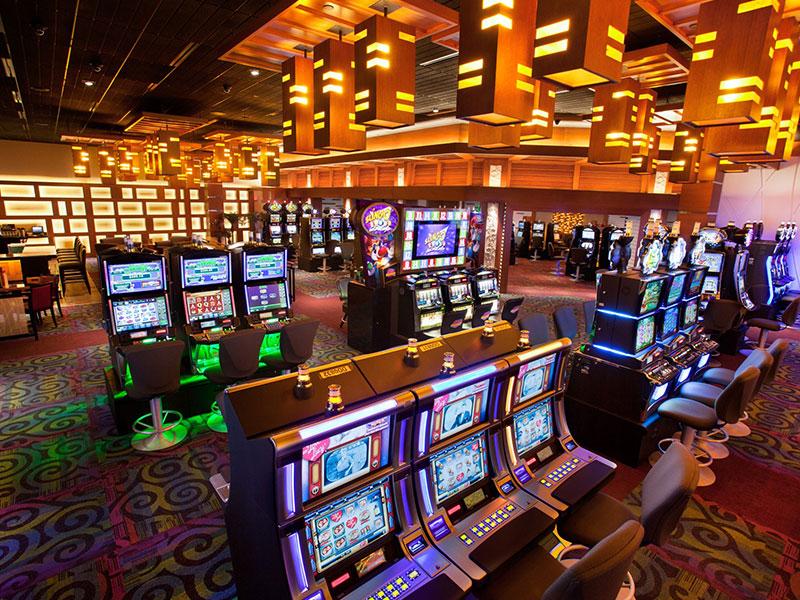 Club Regent Casino/McPhillips Station Casino