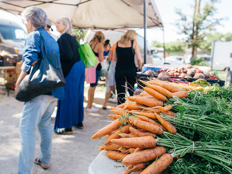 Farmers/Pop Up Markets