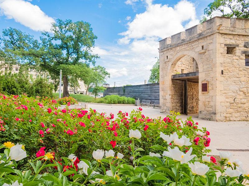 Upper Fort Garry Gate Provincial Heritage Park