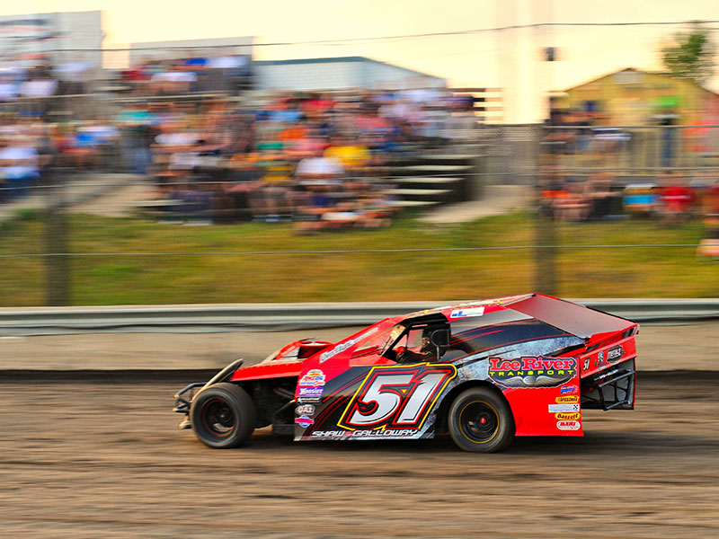 Red River Coop Speedway