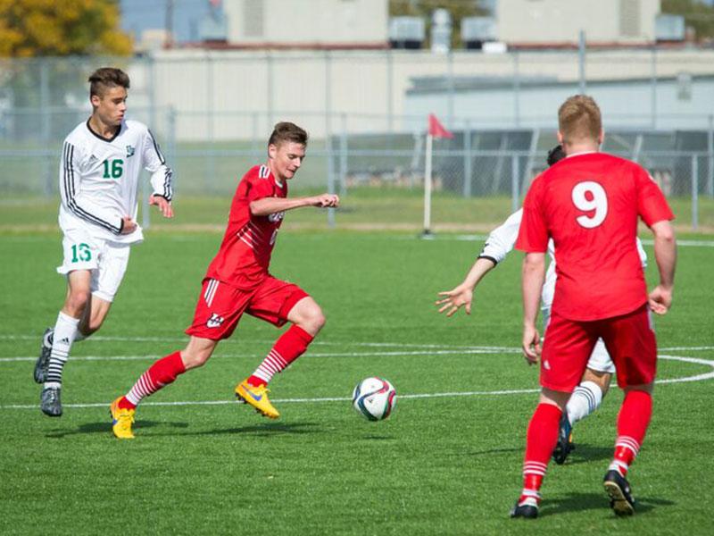 Winnipeg Valour FC Premier Soccer Team