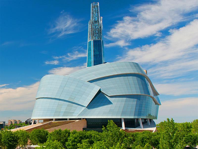 Le Musée Canadien pour les droits del la personne