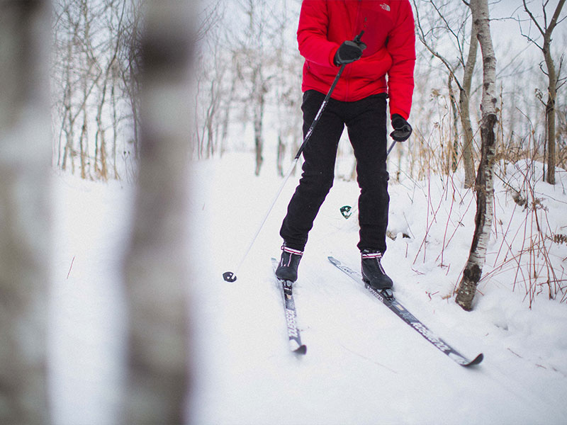 Cross Country Skiing at Windsor Park Nordic Centre