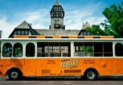 Winnipeg Trolley Tour