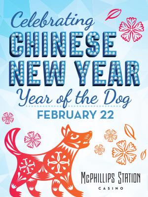 Year of the Dog - representative image