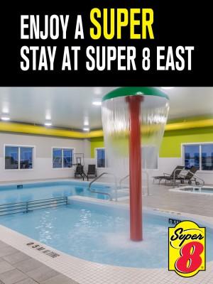 Super 8 East - representative image