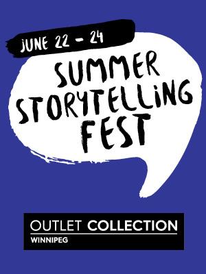Summer Storytelling Fest - representative image