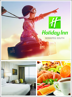 Holiday Inn Winnipeg South… Food, Family & Fun! - representative image