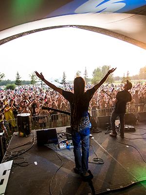 Winnipeg Folk Fest - representative image