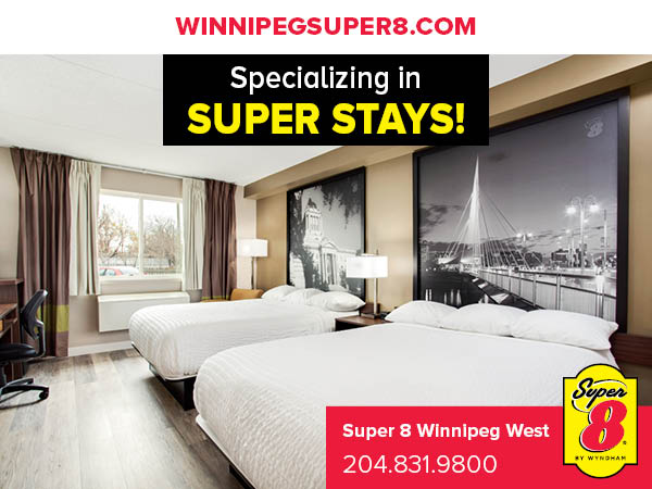 Super 8 Winnipeg West - representative image