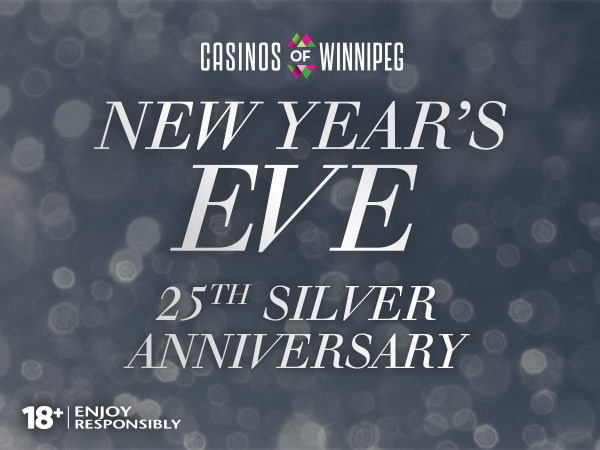 New Year's Eve 25th Silver Anniversary - representative image