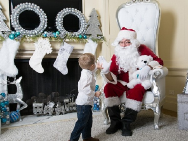 Santa Suite at the Fairmont Winnipeg - representative image