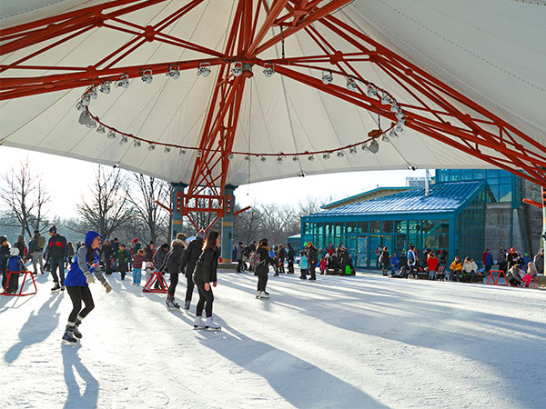 Arctic Glacier Winter Park Sunday Adventure Programming - representative image