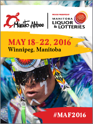 2016 Manito Ahbee Festival - representative image