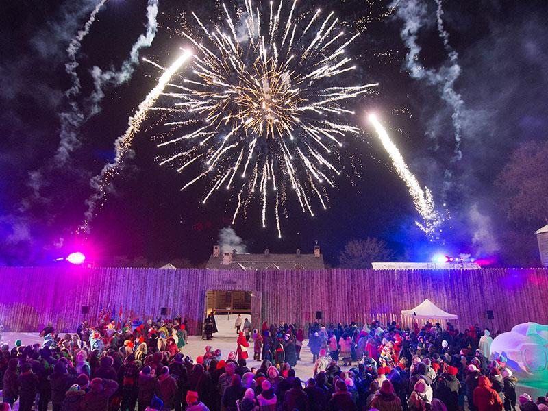 Festival du Voyageur - representative image