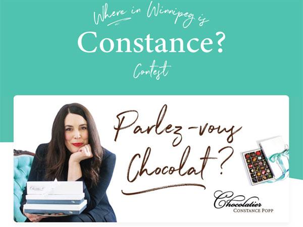 Where in Winnipeg is Constance? - representative image