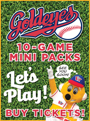 GOLDEYES BASEBALL - LET'S PLAY - representative image