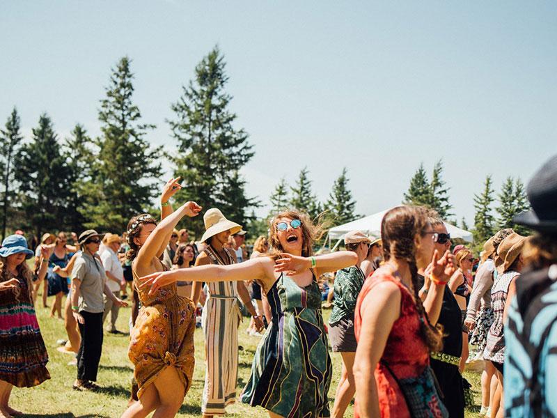 Winnipeg Folk Festival - representative image