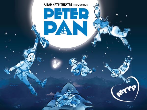 PETER PAN (comes to town) - representative image