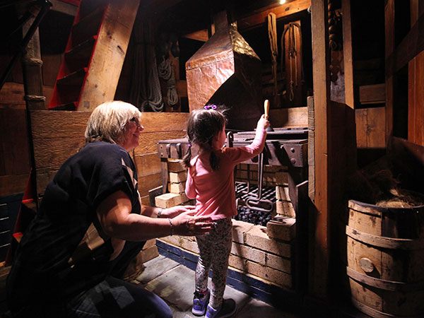 Tour the Nonsuch Cargo Hold at the Manitoba Museum - representative image
