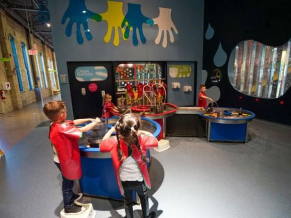 Fun at the Children's Museum - representative image