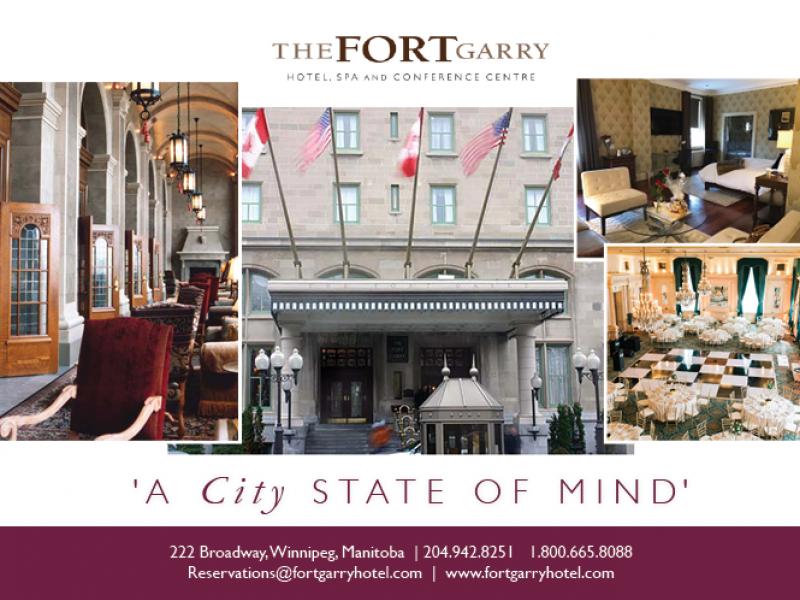 Fort Garry Hotel - representative image