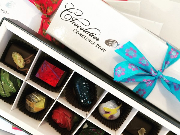 Chocolate TO GO at Chocolatier Constance Popp - representative image