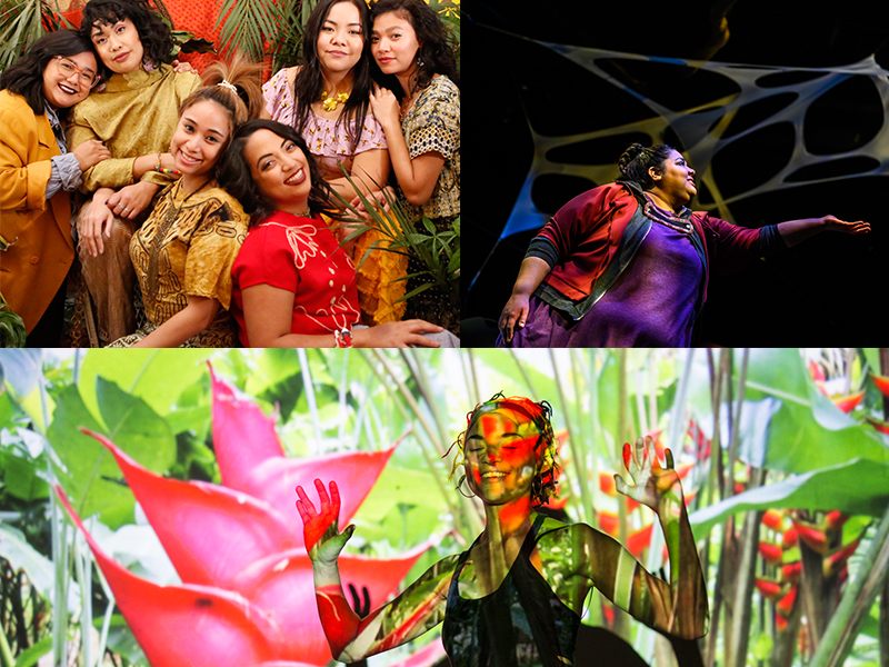 8 days of theatrical experiences - representative image