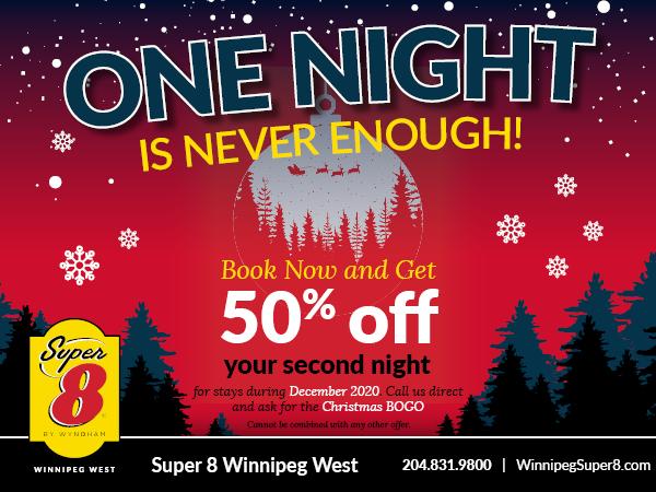 Super 8 Winnipeg West - representative image