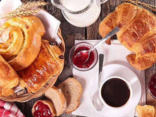 Grab & Go Hot Breakfast Deal! - representative image