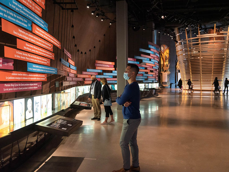 Stretch your body and mind at the CMHR - representative image