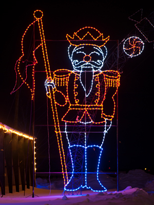 Holidays Sparkle at Canad Inns Winter Wonderland - representative image