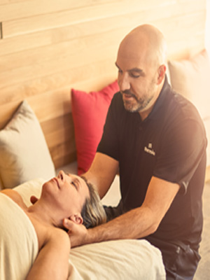 The perfect summer package : Thermal experience and massage! - representative image