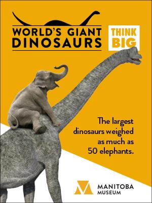 World's Giant Dinosaurs - representative image