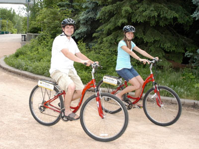 Bee2gether Tandem Bike Rentals