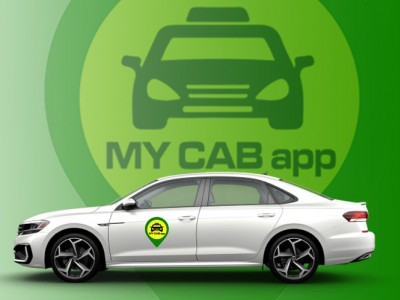 My Cab App by Greencity